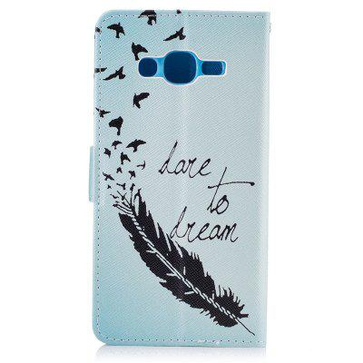 Bicycle Painting Card Lanyard Pu Leather Cover for Samsung J2 primeSamsung J Series<br>Bicycle Painting Card Lanyard Pu Leather Cover for Samsung J2 prime<br><br>Color: Black,White,Lake blue,Light blue,Light Gray<br>Features: Full Body Cases, Cases with Stand, With Credit Card Holder<br>For: Samsung Mobile Phone<br>Material: PU Leather, TPU<br>Package Contents: 1 x Case<br>Package size (L x W x H): 15.00 x 8.00 x 2.00 cm / 5.91 x 3.15 x 0.79 inches<br>Package weight: 0.0700 kg<br>Product size (L x W x H): 14.70 x 7.70 x 1.50 cm / 5.79 x 3.03 x 0.59 inches<br>Product weight: 0.0690 kg<br>Style: Vintage/Nostalgic Euramerican Style, Novelty, Name Brand Style