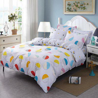Fashion Changeable Mood Personalized Polyester Bedding SetBedding Sets<br>Fashion Changeable Mood Personalized Polyester Bedding Set<br><br>Package Contents: 1 x Bedding Set<br>Package size (L x W x H): 29.00 x 17.00 x 1.50 cm / 11.42 x 6.69 x 0.59 inches<br>Package weight: 1.4000 kg<br>Pattern Type: Novelty<br>Product weight: 1.2000 kg<br>Style: Fresh / Rural, Scenery / Landscape