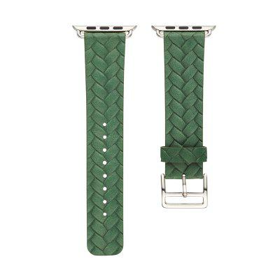 Genuine WatchBand Single Tour Bracelet Leather Band Strap for Apple Watch Series 3 / 2 / 1 42MMSmart Watch Accessories<br>Genuine WatchBand Single Tour Bracelet Leather Band Strap for Apple Watch Series 3 / 2 / 1 42MM<br><br>Package Contents: 1 x Band<br>Package size: 10.00 x 5.00 x 5.00 cm / 3.94 x 1.97 x 1.97 inches<br>Package weight: 0.0900 kg<br>Product weight: 0.0800 kg