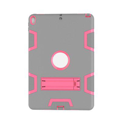 Armor Shockproof Heavy Duty Silicon + PC Stand Back Case Cover for iPad Pro 10.5 inch