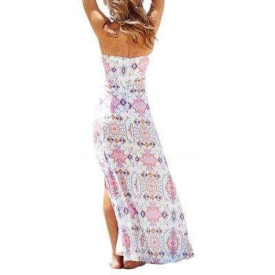 Sexy Long Print DressMaxi Dresses<br>Sexy Long Print Dress<br><br>Dresses Length: Ankle-Length<br>Elasticity: Super-elastic<br>Embellishment: Vintage<br>Fabric Type: Broadcloth<br>Material: Polyester<br>Neckline: V-Neck<br>Package Contents: 1xDress<br>Pattern Type: Floral<br>Season: Summer<br>Silhouette: Beach<br>Sleeve Length: Sleeveless<br>Style: Vintage<br>Waist: Natural<br>Weight: 0.2800kg<br>With Belt: No