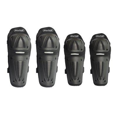 Riding Tribe Motorcycle Riding Knee Pads Motocross Racing Protective Gears Hands and Leg Guards HX - 09