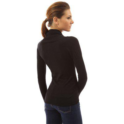 Pure Dark V Neck Long Sleeve T-shirtTees<br>Pure Dark V Neck Long Sleeve T-shirt<br><br>Collar: V-Neck<br>Elasticity: Micro-elastic<br>Fabric Type: Worsted<br>Material: Polyester<br>Package Contents: 1 x T-shirt<br>Pattern Type: Solid<br>Shirt Length: Regular<br>Sleeve Length: Full<br>Style: Sexy<br>Weight: 0.2000kg