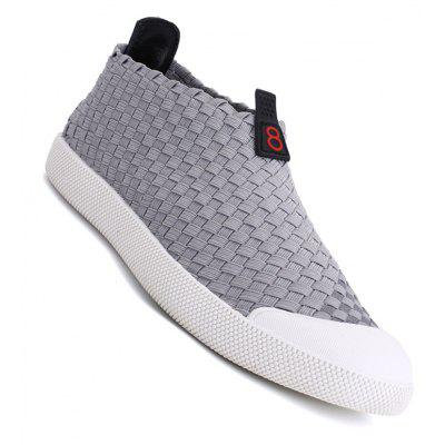 Men Casual New Trend for Fashion Outdoor Slip on Rubber Shoes