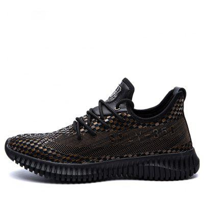 Men Casual New Trend for Fashion Outdoor Rubber Flat ShoesCasual Shoes<br>Men Casual New Trend for Fashion Outdoor Rubber Flat Shoes<br><br>Available Size: 39-44<br>Closure Type: Lace-Up<br>Embellishment: None<br>Gender: For Men<br>Outsole Material: Rubber<br>Package Contents: 1?Shoes(pair)<br>Pattern Type: Solid<br>Season: Winter, Spring/Fall<br>Toe Shape: Round Toe<br>Toe Style: Closed Toe<br>Upper Material: Leather<br>Weight: 1.2000kg