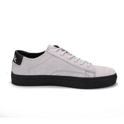 Men Leisure Fashion Jogging Athletic Breathable Walking SneakersCasual Shoes<br>Men Leisure Fashion Jogging Athletic Breathable Walking Sneakers<br><br>Available Size: 39-44<br>Closure Type: Lace-Up<br>Embellishment: None<br>Gender: For Men<br>Outsole Material: Rubber<br>Package Contents: 1?Shoes(pair)<br>Pattern Type: Others<br>Season: Summer, Spring/Fall, Winter<br>Shoe Width: Medium(B/M)<br>Toe Shape: Round Toe<br>Toe Style: Closed Toe<br>Upper Material: Pigskin<br>Weight: 1.2000kg