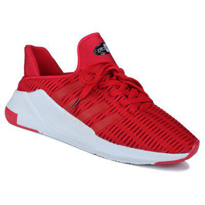 Men Leisure Fashion Running Shoes Breathable Walking Sneakers