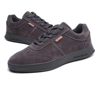 Men Leisure Fashion Shoes Breathable Walking Casual SneakersCasual Shoes<br>Men Leisure Fashion Shoes Breathable Walking Casual Sneakers<br><br>Available Size: 39-44<br>Closure Type: Slip-On<br>Embellishment: None<br>Gender: For Men<br>Outsole Material: Rubber<br>Package Contents: 1?Shoes(pair)<br>Pattern Type: Solid<br>Season: Summer, Spring/Fall, Winter<br>Shoe Width: Medium(B/M)<br>Toe Shape: Round Toe<br>Toe Style: Closed Toe<br>Upper Material: PU<br>Weight: 1.2000kg