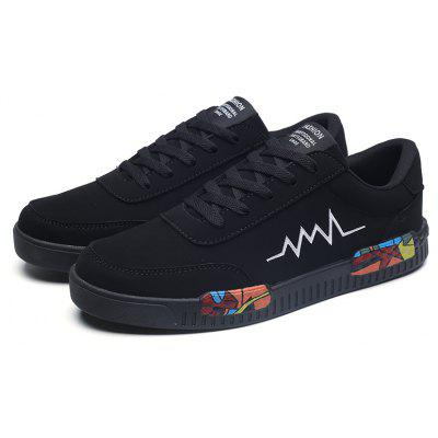 Fashion Men Leisure Shoes Breathable Walking Casual SneakersCasual Shoes<br>Fashion Men Leisure Shoes Breathable Walking Casual Sneakers<br><br>Available Size: 39-44<br>Closure Type: Slip-On<br>Embellishment: None<br>Gender: For Men<br>Outsole Material: Rubber<br>Package Contents: 1?Shoes(pair)<br>Pattern Type: Solid<br>Season: Summer, Spring/Fall, Winter<br>Shoe Width: Medium(B/M)<br>Toe Shape: Round Toe<br>Toe Style: Closed Toe<br>Upper Material: PU<br>Weight: 1.2000kg