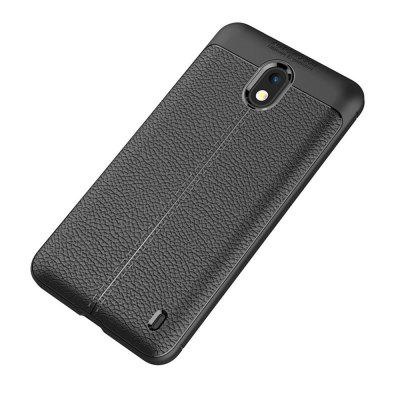 Shockproof Back Cover Solid Color Soft TPU Case for Nokia 2Cases &amp; Leather<br>Shockproof Back Cover Solid Color Soft TPU Case for Nokia 2<br><br>Compatible Model: Nokia 2<br>Features: Back Cover, Anti-knock<br>Mainly Compatible with: Nokia<br>Material: TPU<br>Package Contents: 1 x Phone Case<br>Package size (L x W x H): 20.00 x 11.50 x 1.00 cm / 7.87 x 4.53 x 0.39 inches<br>Package weight: 0.0200 kg<br>Style: Solid Color
