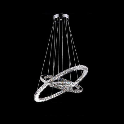 204060CM LED Crystal Pandent Light Fixtures for Dininig Living Room Hotel BarPendant Light<br>204060CM LED Crystal Pandent Light Fixtures for Dininig Living Room Hotel Bar<br><br>Battery Included: No,Non-preloaded<br>Bulb Base: None<br>Bulb Included: Yes<br>Bulb Type: LED<br>Certifications: CE,FCC,RoHs<br>Chain / Cord Adjustable or Not: Chain / Cord Adjustable<br>Chain / Cord Length ( CM ): 120<br>Color Temperature or Wavelength: Cool White ( 6000K ), Warm White ( 3000K )<br>Decoration Material: Crystal<br>Dimmable: No<br>Features: Bulb Included, Crystal<br>Finish: Electroplating,Stainless Steel<br>Fixture Height ( CM ): 6<br>Fixture Length ( CM ): 60<br>Fixture Material: Crystal,Metal<br>Fixture Width ( CM ): 60<br>Light Direction: Ambient Light<br>Light Source Color: Cold White,Warm White<br>Number of Tiers: Triple Tier<br>Package Contents: 1 x Pendant Light<br>Package size (L x W x H): 77.00 x 77.00 x 13.00 cm / 30.31 x 30.31 x 5.12 inches<br>Package weight: 8.0000 kg<br>Product size (L x W x H): 60.00 x 60.00 x 120.00 cm / 23.62 x 23.62 x 47.24 inches<br>Product weight: 6.5000 kg<br>Remote Control Supported: No<br>Shade Material: Crystal<br>Stepless Dimming: No<br>Style: Artistic Style, Chic &amp; Modern, LED, Modern/Contemporary, Simple Style<br>Suggested Room Size: 10 - 15?<br>Suggested Space Fit: Bedroom,Boys Room,Cafes,Dining Room,Entry,Girls Room,Indoor,Kids Room,Living Room,Office,Pathway<br>Type: Pendant Light<br>Voltage ( V ): 110V - 220V,220V - 240V<br>Wattage (W): &gt;20