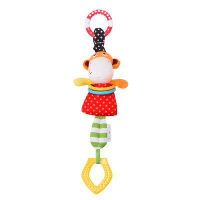 Cute Cartoon Monkey Car Hanging Bells