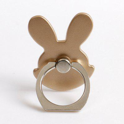 Rabbit Kickstand Universal Finger Ring Grip for All Phones / Pads