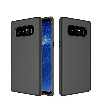 2 in 1 Non-slip Phone Case for Samsung Galaxy Note 8Samsung Note Series<br>2 in 1 Non-slip Phone Case for Samsung Galaxy Note 8<br><br>Features: Back Cover<br>Material: Carbon, PC<br>Package Contents: 1 x Phone Case<br>Package size (L x W x H): 18.00 x 8.00 x 2.00 cm / 7.09 x 3.15 x 0.79 inches<br>Package weight: 0.0430 kg<br>Product size (L x W x H): 16.00 x 6.70 x 0.70 cm / 6.3 x 2.64 x 0.28 inches<br>Product weight: 0.0400 kg<br>Style: Novelty