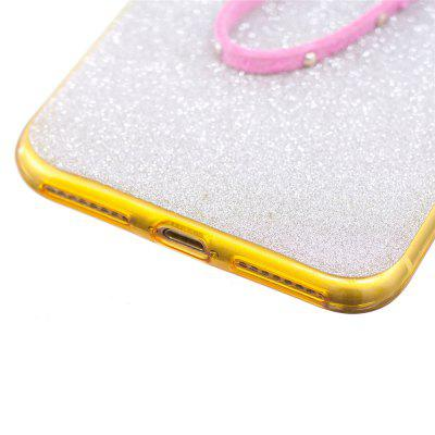 Gradient Tassel Phone Case for iPhone 8 PlusiPhone Cases/Covers<br>Gradient Tassel Phone Case for iPhone 8 Plus<br><br>Features: Back Cover<br>Material: TPU, Glitter Paper<br>Package Contents: 1 x Phone Case<br>Package size (L x W x H): 18.00 x 8.00 x 2.00 cm / 7.09 x 3.15 x 0.79 inches<br>Package weight: 0.0330 kg<br>Product size (L x W x H): 15.00 x 6.70 x 0.70 cm / 5.91 x 2.64 x 0.28 inches<br>Product weight: 0.0300 kg<br>Style: Glamorous Glitter