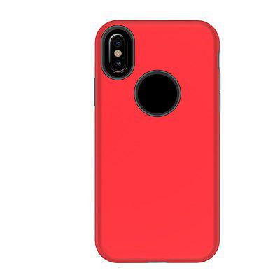 2 in 1 Non-slip Phone Case for iPhone X