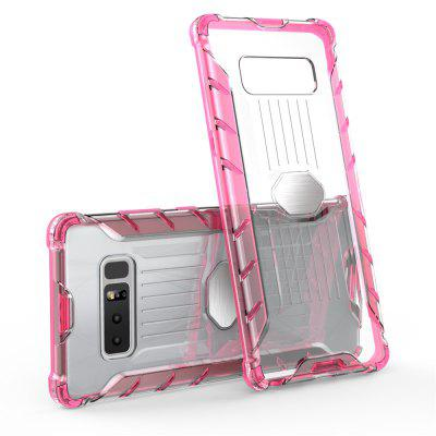 Buy PAPAYA Armored Mobile Phone Shell Case for Samsung Galaxy Note 8 for $4.44 in GearBest store