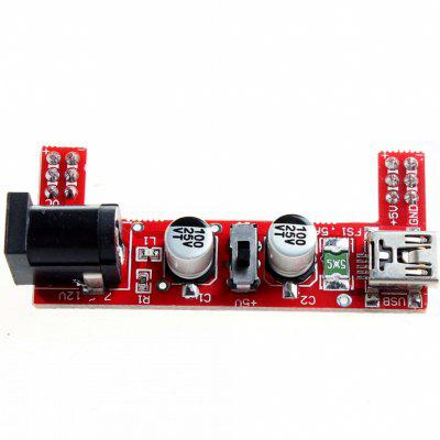 Breadboard Power Supply Module for Arduino