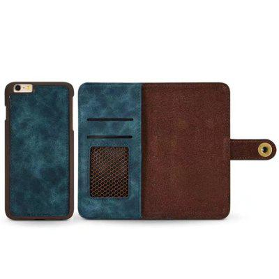 Case For iPhone 7 / 8 Wallet Card Flip Leather Luxury Magnetic Suction Back Cover Removable Phone Shell mercury goospery for iphone 7 mansoor diary leather wallet cover dark blue