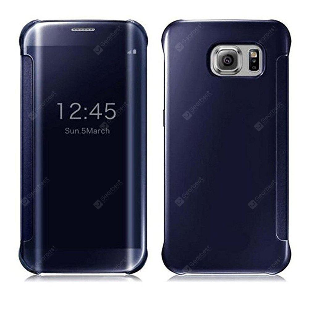 For Samsung Galaxy S7 Luxury Plating Aluminum Metal Mirror Cover Phone Case