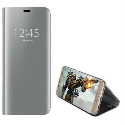 Original Mirror Clear View Smart Cover Phone With Rouse Slim Flip for Samsung Galaxy S7 Case