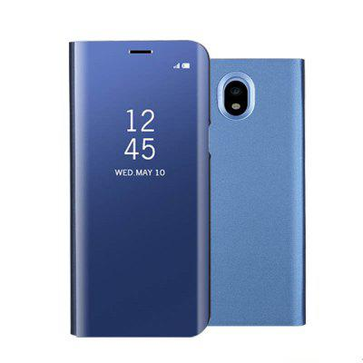 cover clear view j7 samsung 2017
