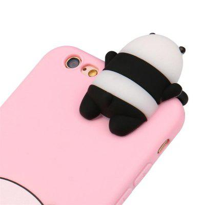 3D Cartoon Animals Cute We Bare Bears Soft Silicone Case Cover Skin for iPhone 6/6SiPhone Cases/Covers<br>3D Cartoon Animals Cute We Bare Bears Soft Silicone Case Cover Skin for iPhone 6/6S<br><br>Compatible for Apple: iPhone 6S<br>Features: Anti-knock, Dirt-resistant<br>Material: TPU<br>Package Contents: 1 x Phone Case<br>Package size (L x W x H): 14.00 x 5.00 x 1.00 cm / 5.51 x 1.97 x 0.39 inches<br>Package weight: 0.0300 kg<br>Product size (L x W x H): 13.00 x 4.00 x 0.80 cm / 5.12 x 1.57 x 0.31 inches<br>Product weight: 0.0200 kg<br>Style: Novelty, Cartoon