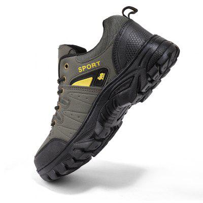 Autumn and Winter Non-Slip Warm Sports Men'S Hiking Shoes Roseville ads sell