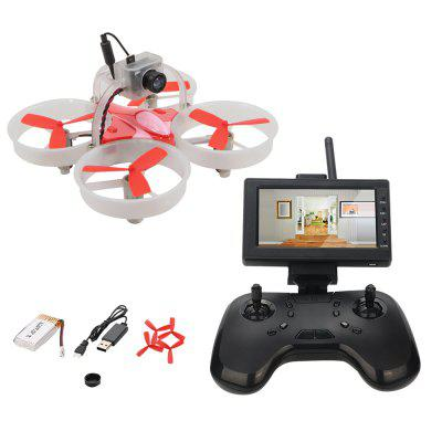 Lieber LB1060 FPV 6-aixs Gyro RC Quadcopter Racing Drone with HD Camera