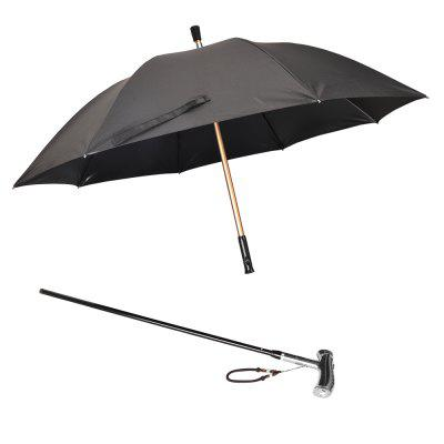 Smart Multifunction Umbrella with Crutch