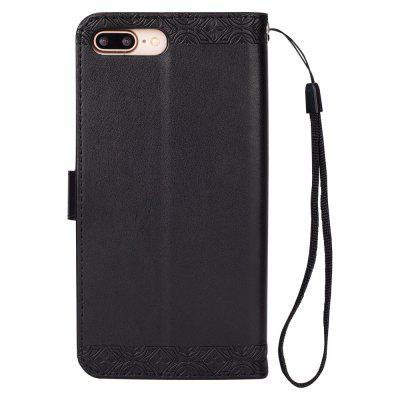 Totem Design Embossed Wallet Flip PU Leather Card Holder Standing Phone Case for iPhone 7 Plus/8 Plus 5.5 InchiPhone Cases/Covers<br>Totem Design Embossed Wallet Flip PU Leather Card Holder Standing Phone Case for iPhone 7 Plus/8 Plus 5.5 Inch<br><br>Compatible for Apple: iPhone 7 Plus, iPhone 8 Plus<br>Features: With Credit Card Holder, With Lanyard, FullBody Cases, Wallet Case<br>Material: TPU, PU Leather<br>Package Contents: 1 x Phone Case<br>Package size (L x W x H): 16.00 x 8.00 x 2.00 cm / 6.3 x 3.15 x 0.79 inches<br>Package weight: 0.0700 kg<br>Style: Vintage, Pattern