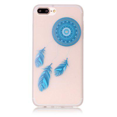 Blue Dreamcatcher Luminous Ultra Thin Slim Soft TPU Silicone Case for iPhone 7 Plus/8 PlusiPhone Cases/Covers<br>Blue Dreamcatcher Luminous Ultra Thin Slim Soft TPU Silicone Case for iPhone 7 Plus/8 Plus<br><br>Compatible for Apple: iPhone 7 Plus, iPhone 8 Plus<br>Features: Anti-knock<br>Material: TPU<br>Package Contents: 1 x Phone Case<br>Package size (L x W x H): 17.00 x 7.00 x 1.00 cm / 6.69 x 2.76 x 0.39 inches<br>Package weight: 0.0150 kg<br>Style: Glow in the Dark, Pattern
