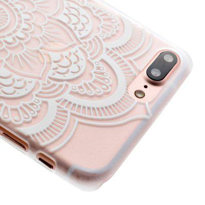 Fashion Relief Soft Ultra Thin Transparent PC Back Case Cover for iPhone 7 Plus / 8 PlusiPhone Cases/Covers<br>Fashion Relief Soft Ultra Thin Transparent PC Back Case Cover for iPhone 7 Plus / 8 Plus<br><br>Compatible for Apple: iPhone 7 Plus, iPhone 8 Plus<br>Features: Anti-knock<br>Material: PC<br>Package Contents: 1 x Phone Case<br>Package size (L x W x H): 17.00 x 7.00 x 1.00 cm / 6.69 x 2.76 x 0.39 inches<br>Package weight: 0.0150 kg<br>Style: Pattern