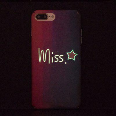 Miss Luminous Ultra Thin Slim Hard PC Case for iPhone 7 Plus/8 PlusiPhone Cases/Covers<br>Miss Luminous Ultra Thin Slim Hard PC Case for iPhone 7 Plus/8 Plus<br><br>Compatible for Apple: iPhone 7 Plus, iPhone 8 Plus<br>Features: Anti-knock<br>Material: PC<br>Package Contents: 1 x Phone Case<br>Package size (L x W x H): 16.00 x 9.00 x 1.00 cm / 6.3 x 3.54 x 0.39 inches<br>Package weight: 0.0200 kg<br>Style: Pattern, Glow in the Dark