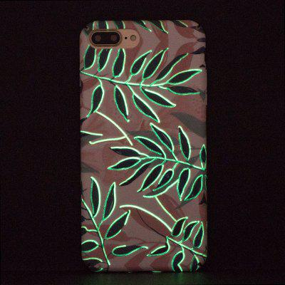 The Leaves Luminous Ultra Thin Slim Hard PC Case for iPhone 7 Plus/8 PlusiPhone Cases/Covers<br>The Leaves Luminous Ultra Thin Slim Hard PC Case for iPhone 7 Plus/8 Plus<br><br>Compatible for Apple: iPhone 7 Plus, iPhone 8 Plus<br>Features: Anti-knock<br>Material: PC<br>Package Contents: 1 x Phone Case<br>Package size (L x W x H): 16.00 x 9.00 x 1.00 cm / 6.3 x 3.54 x 0.39 inches<br>Package weight: 0.0200 kg<br>Style: Pattern, Glow in the Dark