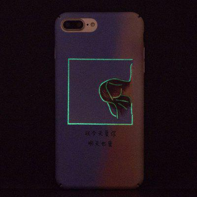 The Girl Luminous Ultra Thin Slim Hard PC Case for iPhone XiPhone Cases/Covers<br>The Girl Luminous Ultra Thin Slim Hard PC Case for iPhone X<br><br>Compatible for Apple: iPhone X<br>Features: Anti-knock<br>Material: PC<br>Package Contents: 1 x Phone Case<br>Package size (L x W x H): 15.00 x 8.00 x 1.00 cm / 5.91 x 3.15 x 0.39 inches<br>Package weight: 0.0180 kg<br>Style: Pattern, Glow in the Dark