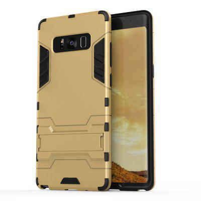 2 In 1 Armor Hard Back Shockproof Case with Stand for Samsung Galaxy Note 8