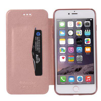 PU Leather Folio Flip Case with Card Slot Clear Soft TPU Back Cover for iPhone 7 Plus / 8 PlusiPhone Cases/Covers<br>PU Leather Folio Flip Case with Card Slot Clear Soft TPU Back Cover for iPhone 7 Plus / 8 Plus<br><br>Color: Pink,Black,Red,Blue,Gold,Gray<br>Compatible for Apple: iPhone 7 Plus, iPhone 8 Plus<br>Features: Back Cover, Cases with Stand, Anti-knock, Dirt-resistant<br>Material: TPU, PU<br>Package Contents: 1 x Case<br>Package size (L x W x H): 17.00 x 8.00 x 1.80 cm / 6.69 x 3.15 x 0.71 inches<br>Package weight: 0.0500 kg<br>Product weight: 0.0300 kg<br>Style: Novelty, Vintage
