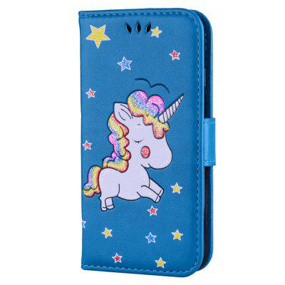 Flash Powder Unicorn  Premium PU Leather Phone Case  for iPhone 6 Plus / 6S PlusiPhone Cases/Covers<br>Flash Powder Unicorn  Premium PU Leather Phone Case  for iPhone 6 Plus / 6S Plus<br><br>Color: Rose Gold,White,Red,Blue,Brown,Gold,Gray<br>Compatible for Apple: iPhone 6 Plus, iPhone 6S Plus<br>Features: Cases with Stand, With Credit Card Holder, Anti-knock, Dirt-resistant, FullBody Cases, Wallet Case<br>Material: TPU, PU<br>Package Contents: 1 x Phone Case<br>Package size (L x W x H): 17.00 x 9.00 x 2.00 cm / 6.69 x 3.54 x 0.79 inches<br>Package weight: 0.0450 kg<br>Style: Pattern, Cartoon