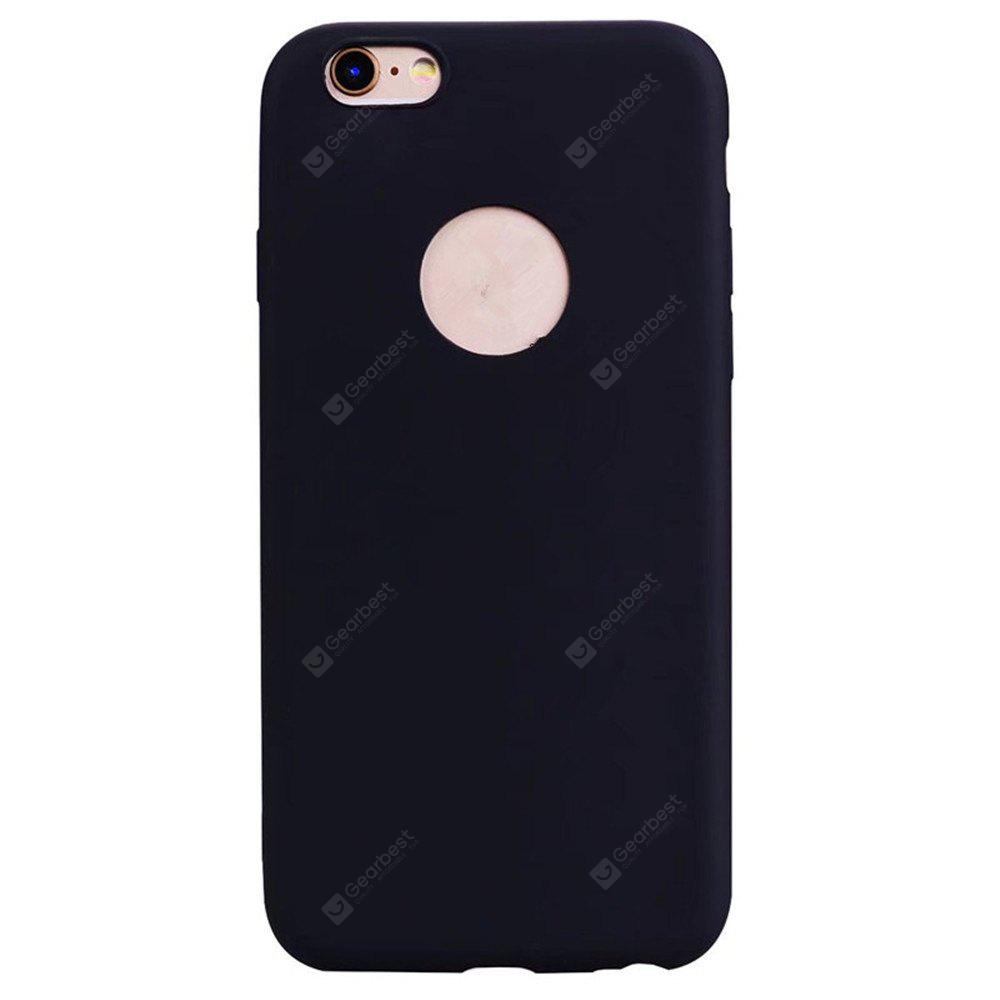Liquid Silicone Rubber Shockproof Case with Soft Microfiber Cushion 4.7 inches for iPhone 6s