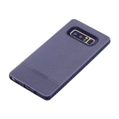 Cloth Pattern Spray Paint Combo Phone Case for Samsung Galaxy Note 8Samsung Note Series<br>Cloth Pattern Spray Paint Combo Phone Case for Samsung Galaxy Note 8<br><br>Color: Silver,Black,Gray,Dark blue<br>Compatible for Samsung: Samsung Galaxy Note 8<br>Compatible with: SAMSUNG<br>Features: Back Cover<br>For: Samsung Mobile Phone<br>Material: TPU, PC<br>Package Contents: 1 x Phone Case<br>Package size (L x W x H): 20.00 x 12.00 x 1.00 cm / 7.87 x 4.72 x 0.39 inches<br>Package weight: 0.0460 kg<br>Product size (L x W x H): 16.50 x 7.60 x 0.90 cm / 6.5 x 2.99 x 0.35 inches<br>Product weight: 0.0450 kg<br>Style: Solid Color