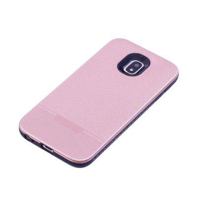 Cloth Pattern Spray Paint Combo Phone Case for Samsung Galaxy J3(2017) European EditionSamsung J Series<br>Cloth Pattern Spray Paint Combo Phone Case for Samsung Galaxy J3(2017) European Edition<br><br>Color: Rose Gold,Silver,Black,Red,Blue,Rose,Gray,Light blue<br>Compatible with: SAMSUNG<br>Features: Back Cover<br>For: Samsung Mobile Phone<br>Material: PC, TPU<br>Package Contents: 1 x Phone Case<br>Package size (L x W x H): 18.00 x 11.00 x 1.00 cm / 7.09 x 4.33 x 0.39 inches<br>Package weight: 0.0420 kg<br>Product size (L x W x H): 14.40 x 7.30 x 0.80 cm / 5.67 x 2.87 x 0.31 inches<br>Product weight: 0.0410 kg<br>Style: Solid Color