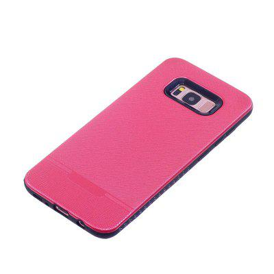 Cloth Pattern Spray Paint Combo Phone Case for Samsung Galaxy S8 PlusSamsung S Series<br>Cloth Pattern Spray Paint Combo Phone Case for Samsung Galaxy S8 Plus<br><br>Color: Rose Gold,Silver,Black,Red,Blue,Rose,Gray,Light blue<br>Compatible with: SAMSUNG, Samsung Galaxy S8 Plus<br>Features: Back Cover<br>For: Samsung Mobile Phone<br>Material: TPU, PC<br>Package Contents: 1 x Phone Case<br>Package size (L x W x H): 20.00 x 12.00 x 1.00 cm / 7.87 x 4.72 x 0.39 inches<br>Package weight: 0.0430 kg<br>Product size (L x W x H): 16.00 x 7.50 x 0.90 cm / 6.3 x 2.95 x 0.35 inches<br>Product weight: 0.0420 kg<br>Style: Solid Color