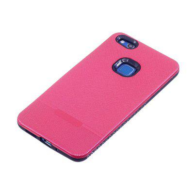 Cloth Pattern Spray Paint Combo Phone Case for Huawei P10 LiteCases &amp; Leather<br>Cloth Pattern Spray Paint Combo Phone Case for Huawei P10 Lite<br><br>Color: Rose Gold,Silver,Black,Red,Blue,Rose,Gray,Light blue<br>Compatible Model: Huawei P10 Lite<br>Features: Back Cover<br>Mainly Compatible with: HUAWEI<br>Material: PC, TPU<br>Package Contents: 1 x Phone Case<br>Package size (L x W x H): 20.00 x 12.00 x 1.00 cm / 7.87 x 4.72 x 0.39 inches<br>Package weight: 0.0470 kg<br>Product Size(L x W x H): 14.80 x 7.40 x 0.80 cm / 5.83 x 2.91 x 0.31 inches<br>Product weight: 0.0460 kg<br>Style: Solid Color