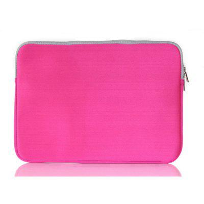 Wake Lycra Fabric Dual Pocket Zipper Laptop Notebook Sleeve Bag 15 inchLaptop Bags<br>Wake Lycra Fabric Dual Pocket Zipper Laptop Notebook Sleeve Bag 15 inch<br><br>Material: Lycra<br>Package Contents: 1 x Laptop Bag<br>Package size (L x W x H): 48.00 x 38.00 x 5.00 cm / 18.9 x 14.96 x 1.97 inches<br>Package weight: 0.5000 kg<br>Product weight: 0.3000 kg<br>Size: 15.0 inch