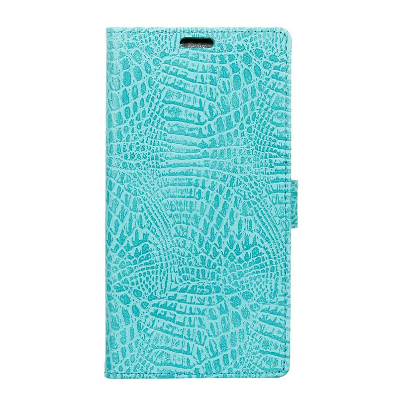 Wkae Retro Crocodile Pattern Business Leather Case for Huawei Mate 10 Pro