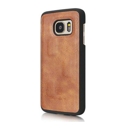 DG.MING Premium Genuine Cowhide Leather Case with Detachable Magnetic Back Cover for Samsung Galaxy S7Samsung S Series<br>DG.MING Premium Genuine Cowhide Leather Case with Detachable Magnetic Back Cover for Samsung Galaxy S7<br><br>Compatible for Samsung: Samsung Galaxy S7<br>Features: Back Cover, Cases with Stand, With Credit Card Holder<br>For: Samsung Mobile Phone<br>Material: Genuine Leather<br>Package Contents: 1 x Phone Case<br>Package size (L x W x H): 19.00 x 15.00 x 5.00 cm / 7.48 x 5.91 x 1.97 inches<br>Package weight: 0.1500 kg<br>Product weight: 0.0650 kg<br>Style: Vintage