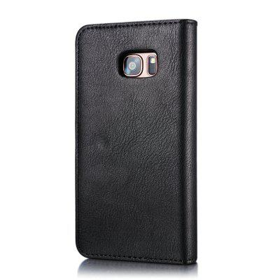 DG.MING Premium Genuine Cowhide Leather Case with Detachable Magnetic Back Cover for Samsung Galaxy S7 EdgeSamsung S Series<br>DG.MING Premium Genuine Cowhide Leather Case with Detachable Magnetic Back Cover for Samsung Galaxy S7 Edge<br><br>Compatible for Samsung: Samsung Galaxy S7 Edge<br>Features: Back Cover, Cases with Stand, With Credit Card Holder<br>For: Samsung Mobile Phone<br>Material: Genuine Leather<br>Package Contents: 1 x Phone Case<br>Package size (L x W x H): 20.00 x 15.00 x 5.00 cm / 7.87 x 5.91 x 1.97 inches<br>Package weight: 0.1500 kg<br>Product weight: 0.0650 kg<br>Style: Vintage