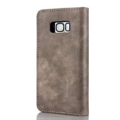 DG.MING Premium Genuine Cowhide Leather Case with Detachable Magnetic Back Cover for Samsung Galaxy S8 PlusSamsung S Series<br>DG.MING Premium Genuine Cowhide Leather Case with Detachable Magnetic Back Cover for Samsung Galaxy S8 Plus<br><br>Compatible with: Samsung Galaxy S8 Plus<br>Features: Back Cover, Cases with Stand, With Credit Card Holder<br>For: Samsung Mobile Phone<br>Material: Genuine Leather<br>Package Contents: 1 x Phone Case<br>Package size (L x W x H): 19.00 x 15.00 x 5.00 cm / 7.48 x 5.91 x 1.97 inches<br>Package weight: 0.1500 kg<br>Product weight: 0.0650 kg<br>Style: Vintage