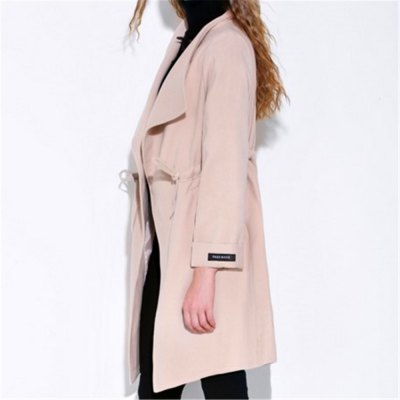 New Autumn and Winter Self Cultivation CoatJackets &amp; Coats<br>New Autumn and Winter Self Cultivation Coat<br><br>Closure Type: Sash or Elastic Ribbon<br>Clothes Type: Wool &amp; Blends<br>Collar: Turn-down Collar<br>Detachable Fur Collar: No<br>Elasticity: Nonelastic<br>Embellishment: Adjustable Waist<br>Fabric Type: Fleece<br>Material: Polyester<br>Package Contents: 1 x  Coat<br>Pattern Type: Solid<br>Shirt Length: Medium Length<br>Sleeve Length: Full<br>Style: Fashion<br>Type: Slim<br>Weight: 0.5800kg<br>With Belt: No<br>With Fur Collar: No